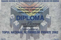 Topul National al Firmelor Private 2002