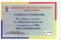 ARIS Membership 2007
