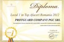 Top Afaceri 2012