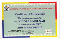 ARIS Membership 2006