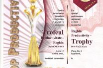 Trofeul Productivitate – Reghin – 2013