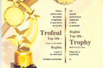 Top 10k – Reghin – 2012