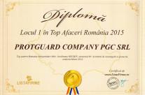 Top Afaceri Romania 2015